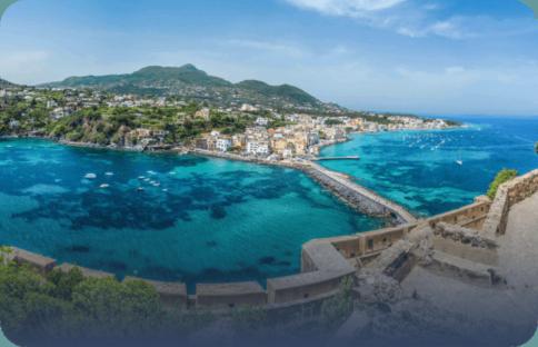 Ischia - Cala Degli Aragonesi